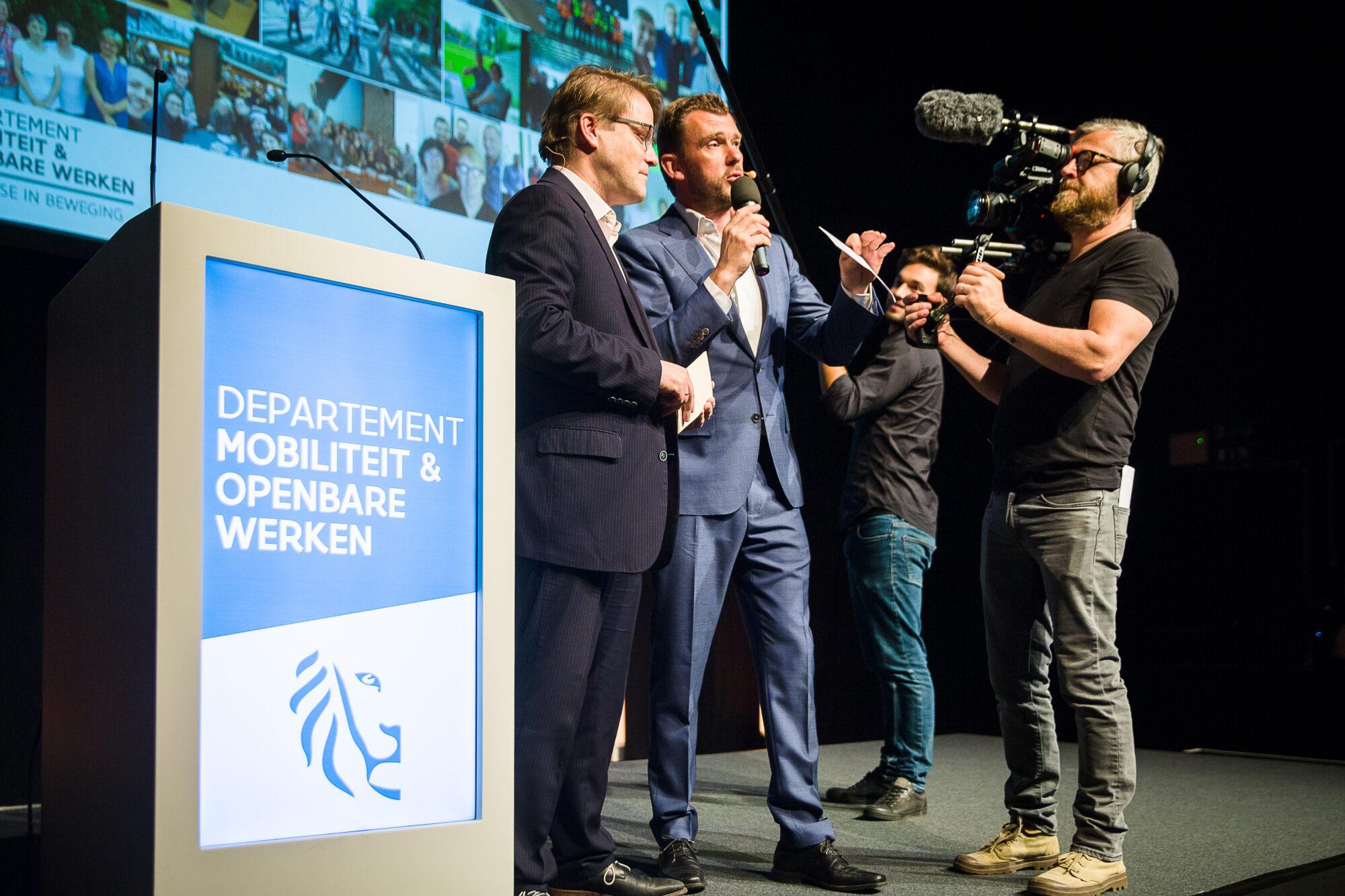 Vlaamse Overheid – Departement Mobiliteit en Openbare Werken